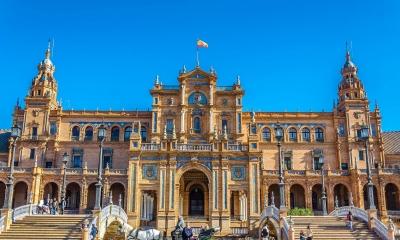 Vé máy bay EVA Air giá rẻ đi Seville - Tây Ban Nha