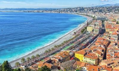 Vé máy bay EVA Air giá rẻ đi Nice – Pháp