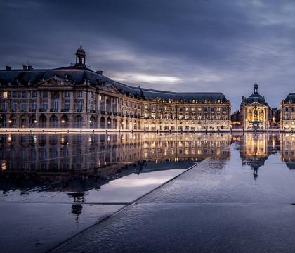 Vé máy bay EVA Air giá rẻ đi Bordeaux – Pháp