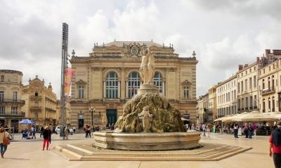 Vé máy bay EVA Air giá rẻ đi Montpellier – Pháp