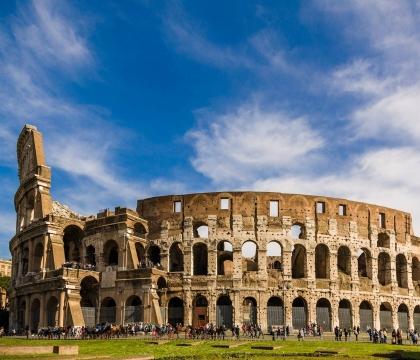 Vé máy bay EVA Air giá rẻ đi Rome – Ý