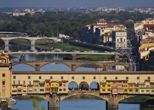 Vé máy bay EVA Air giá rẻ đi Florence – Ý