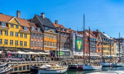 Vé máy bay giá rẻ đi Copenhagen hãng EVA Air