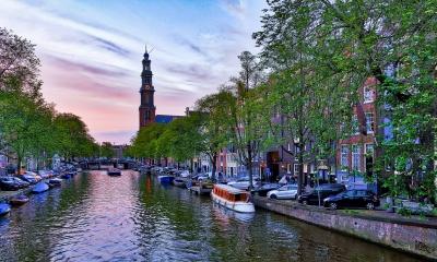 Vé máy bay giá rẻ đi Hà Lan hãng EVA Air