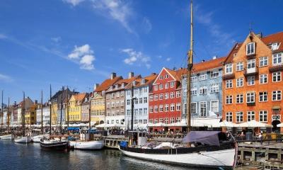 Vé máy bay giá rẻ đi Đan Mạch hãng EVA Air