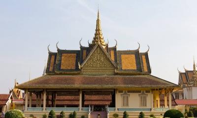 Vé máy bay giá rẻ đi Phnom Penh hãng EVA Air