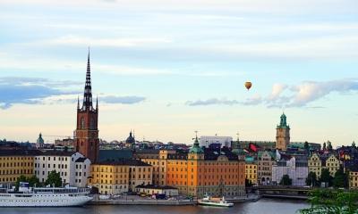 Vé máy bay giá rẻ đi Stockholm hãng EVA Air