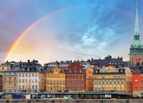Vé máy bay giá rẻ đi Thụy Điển hãng EVA Air