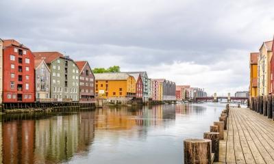 Vé máy bay giá rẻ đi Trondheim hãng EVA Air