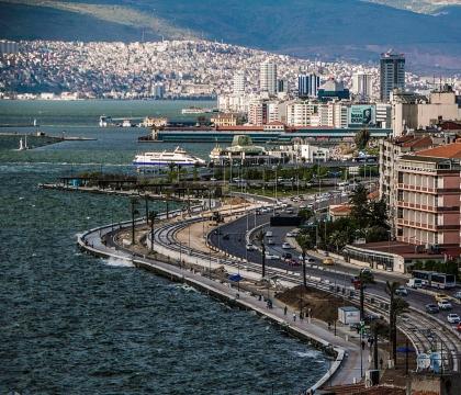Vé máy bay giá rẻ đi Izmir hãng EVA Air