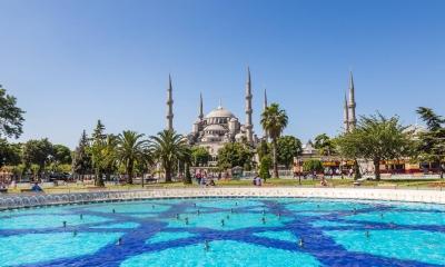 Vé máy bay giá rẻ đi Thổ Nhĩ Kỳ hãng EVA Air