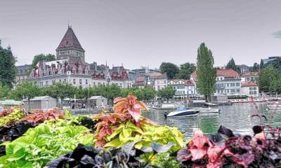 Vé máy bay giá rẻ đi Lausanne hãng EVA Air