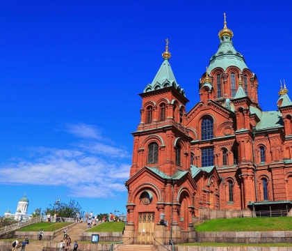Vé máy bay giá rẻ đi Helsinki hãng EVA Air