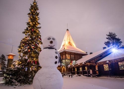 Vé máy bay giá rẻ đi Lapland hãng EVA Air