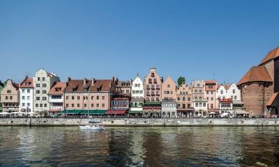 Vé máy bay giá rẻ đi Gdansk hãng EVA Air