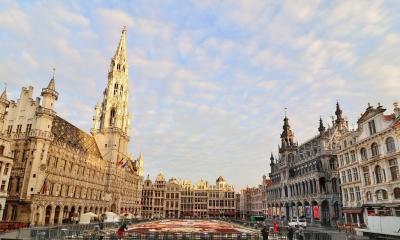 Vé máy bay giá rẻ đi Bruxelles hãng EVA Air