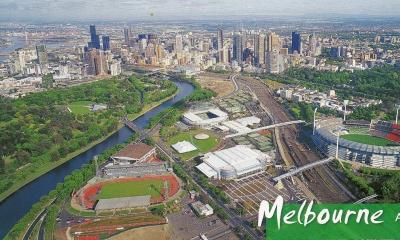 Vé máy bay giá rẻ đi Melbourne hãng EVA Air