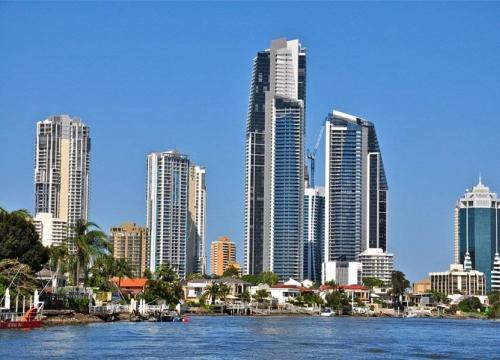 Vé máy bay giá rẻ đi Gold Coast hãng EVA Air