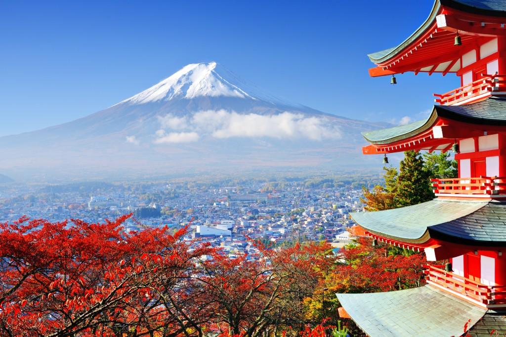 Vé Máy Bay Đi Nhật Bản Giá Rẻ