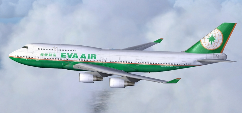 ve may bay eva air di seoul 2
