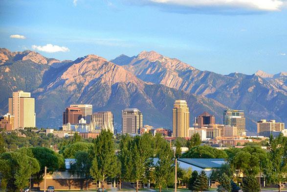 vé máy bay đi Salt Lake City