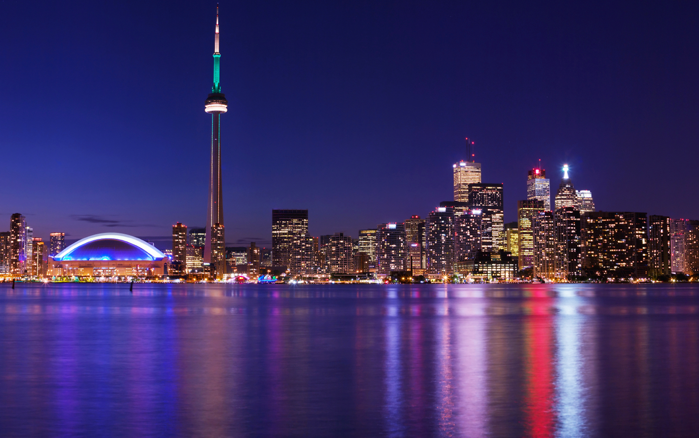 Vé máy bay giá rẻ đi Toronto