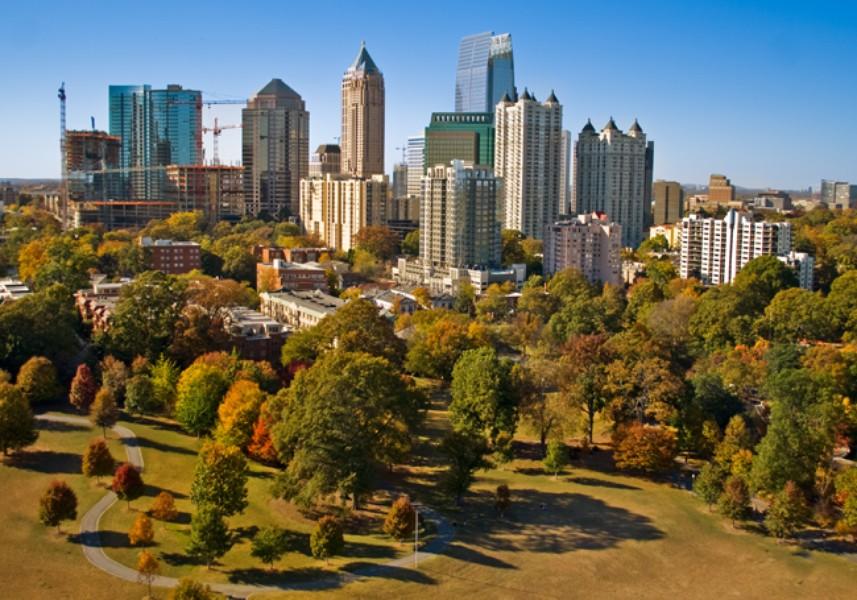 Vé Máy Bay Đi Atlanta Mỹ Giá Chỉ Từ 367 USD