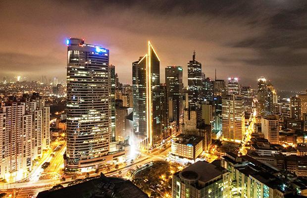 Vé máy bay Eva Air đi Manila, Philippines giá rẻ