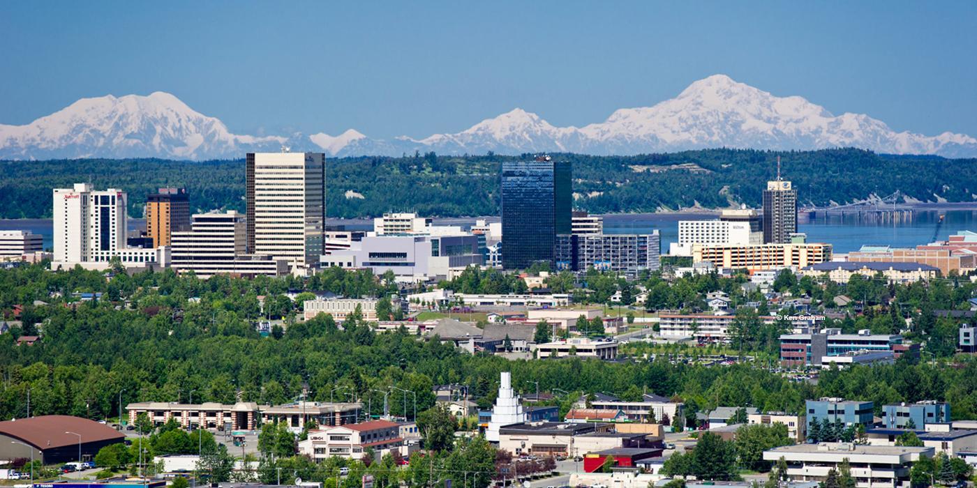 Vé Máy Bay Eva Air Đi Anchorage Alaska Chỉ 382 USD