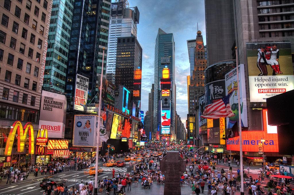Điểm đến du lịch hàng đầu tại New York