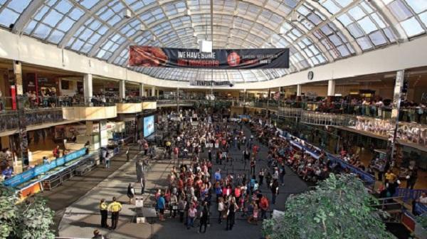 Trung tâm thương mại West Edmonton Mall