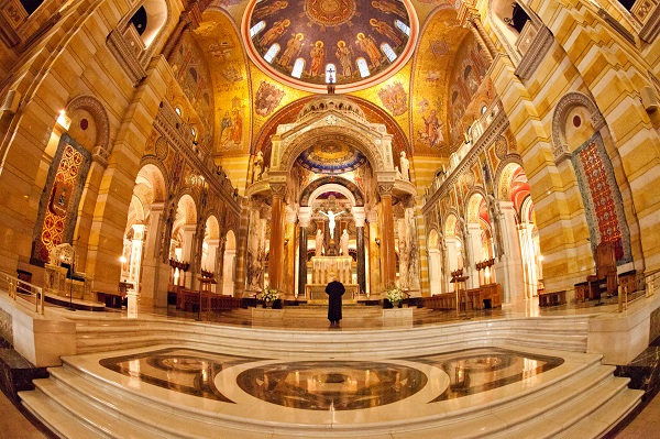 The Cathedral Basilica