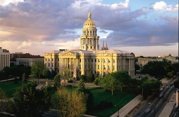 The Colorado State Capitol Building