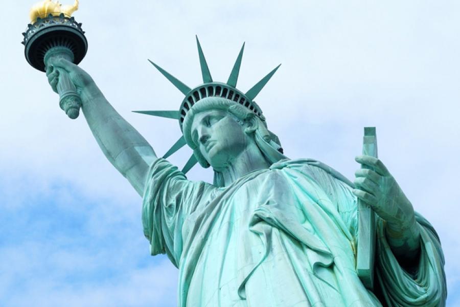 Du lịch New York Mỹ nữ thần tự do