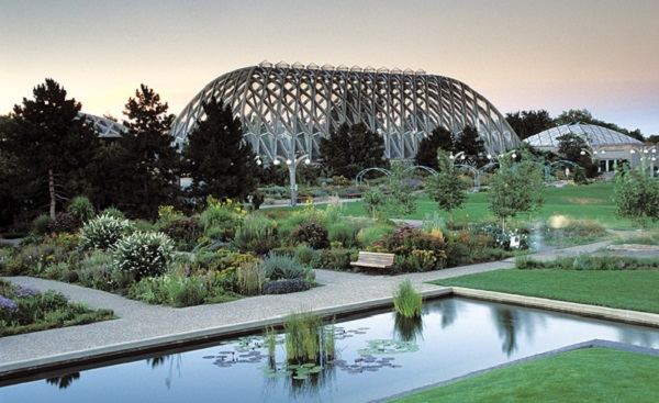 Vé máy bay đi Denver Botanic Gardens