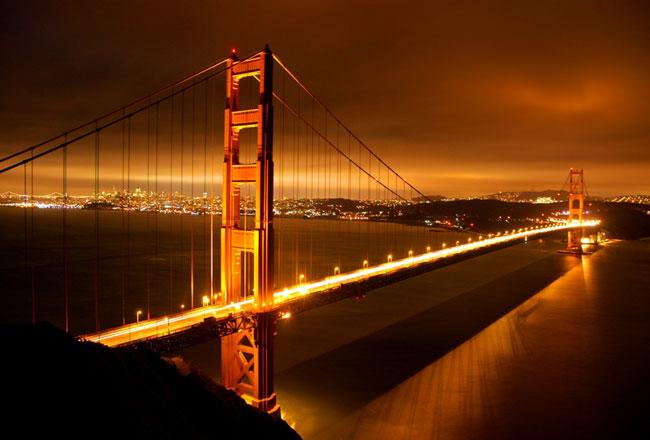 Cầu vàng ở Mỹ