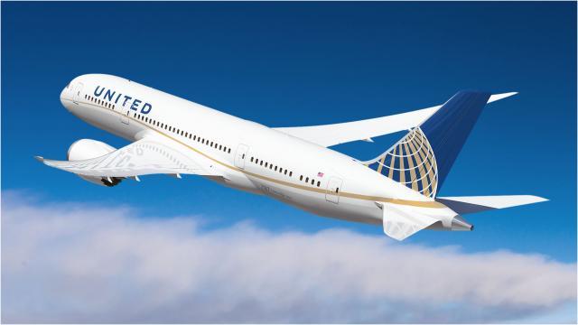 Vé máy bay đi Mỹ hãng United