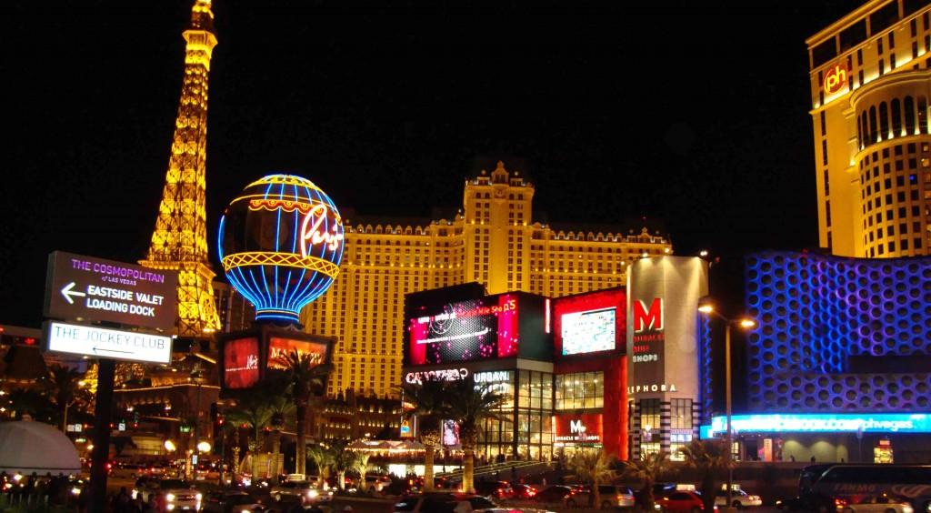 Vé máy bay giảm giá đến Las Vegas